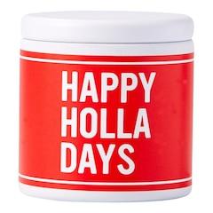 Mini Tin Candle – Happy Holla Days