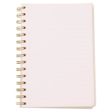Refillable Spiral Notebook 5.25x7.50