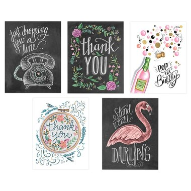 Lily & Val Assorted Greeting Card Multi-Pack - Bubbly