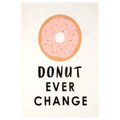 Linge à vaisselle — Donut Ever Change