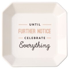 EXPRESSIONS APPETIZER PLATE – CELEBRATE EVERYTHING
