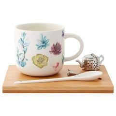 SIMPLE TEA SET – SUCCULENTS