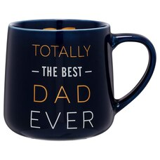 TOTALLY THE BEST DAD MUG