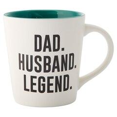 Tasse — Dad. Husband. Legend.