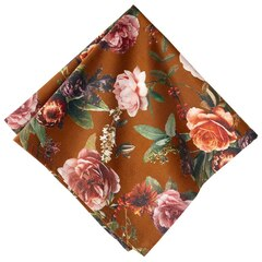 WILLOW FLORAL NAPKINS – Set of 4