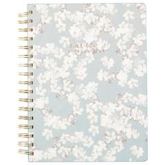 Hardcover Spiral Notebook Farmhouse Floral