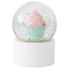 Musical Snow Globe – Cupcake