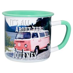 TASSE DE CAMPING — IT'S ALL ABOUT THE JOURNEY