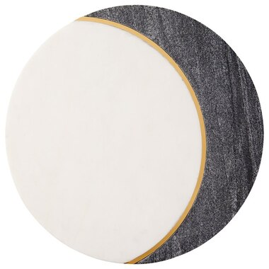 CRESCENT MOON MARBLE BOARD