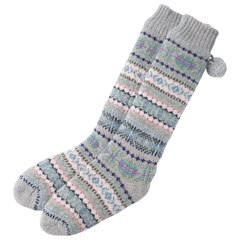 JOIE FAIR ISLE READING SOCKS™