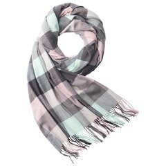 SUPER SOFT SCARF PASTEL PLAID