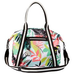 Graphic Tropical Gym Tote