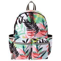 Graphic Tropical Gym Backpack