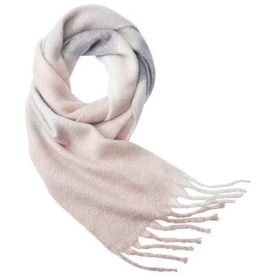 Love and Lore Brushed Plaid Scarf