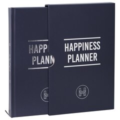 100 Day Planner - Midnight Navy