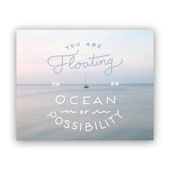 "Ocean Of Possibility Art Print – 8"" x 10"""