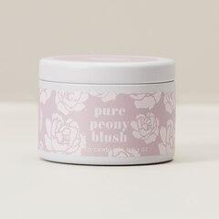Mini Tin Candle – Pure Peony Blush