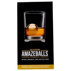 AMAZEBALLS – Set of 2, GOLD EDITION