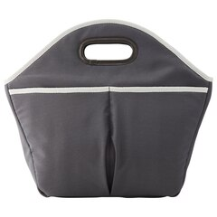 LUNCH TOTE – Charcoal
