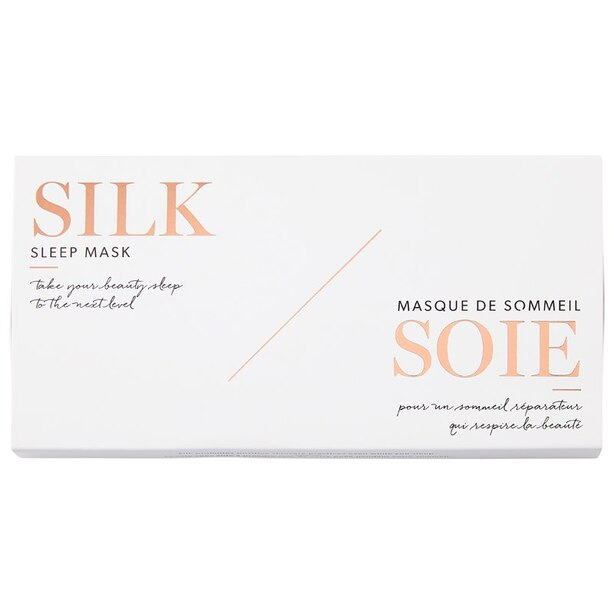 Silk Sleep Mask Ivory