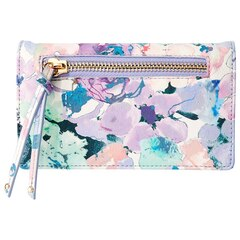 Lola Fold Wallet - Agate Floral