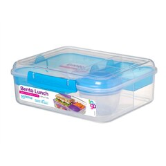 BENTO LUNCH TO GO 1.65L, BLUE