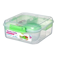 BENTO CUBE TO GO 1.25L, GREEN