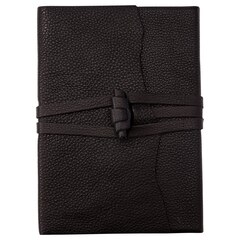At Vintage Leather Journal - Black