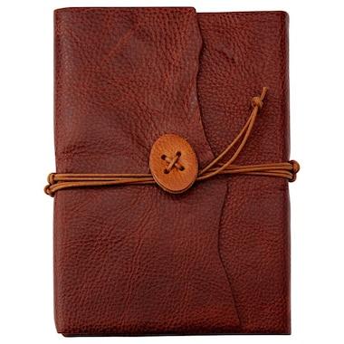 Rustic Vintage Brown Journal