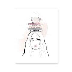 "Perfect Day Art Print – 8"" x 10"""