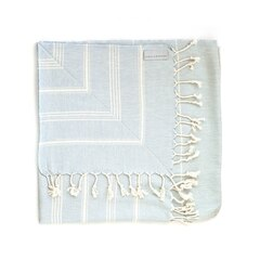 The Cove Turkish Towel – Pastel Blue