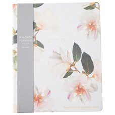 2019-2020 17-MONTH EXTRA LARGE PLANNER MARQUISE FLORAL