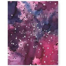 "The Beauty You Love Art Print – 8"" x 10"""