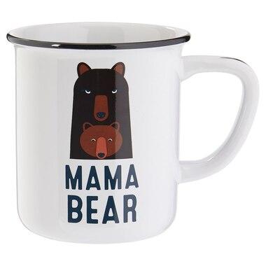 MAMA BEAR CAMP MUG