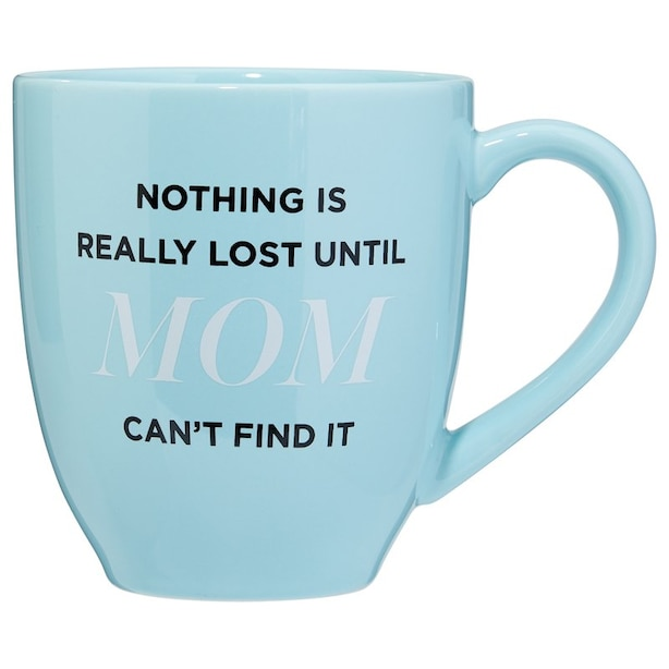 NOTHING IS REALLY LOST MUG