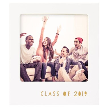 "PHOTO FRAME CLASS OF 2019 4"" x 4"""