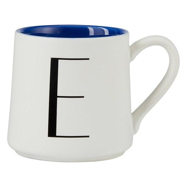 MONOGRAM ESPRESSO CUP E