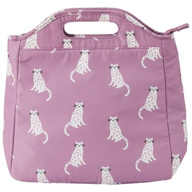 CATS LUNCH TOTE