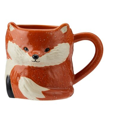 RUSTIC FOX ESPRESSO CUP