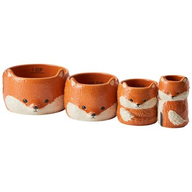 FOX FIGURAL MEASURING CUPS