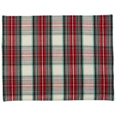 COOL STUART PLAID PLACEMAT