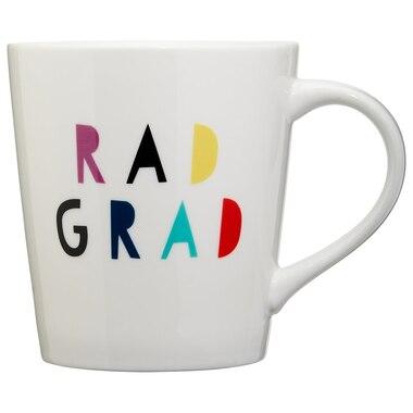RAD GRAD MUG