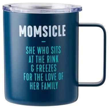 MOMSICLE METAL MUG