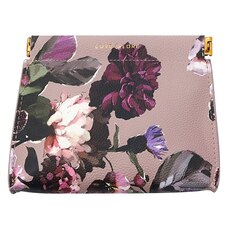 LOVE AND LORE THEA MEDIUM POP POUCH MIDNIGHT FLORAL