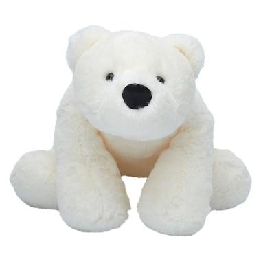 Indigobaby Plush Animal Polar Bear Medium By Indigo Baby Baby