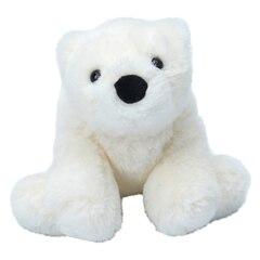 IndigoBaby Plush Animal Polar Bear Small