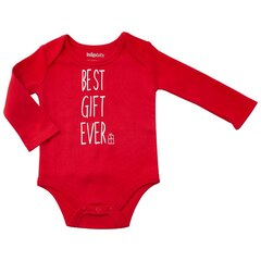 IndigoBaby Onesie Best Gift Ever 0 to 3 Months