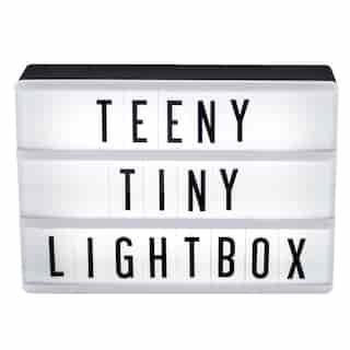 MY CINEMA LIGHTBOX® MICRO