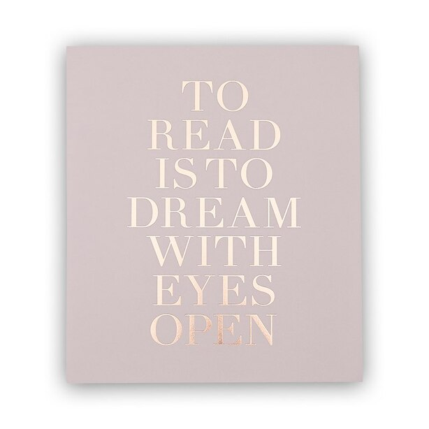"""TO READ TO DREAM ART PRINT – 8"""" x 10"""""""