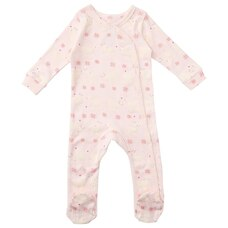 Pink Fair Aisle Sleeper 6-12 Months